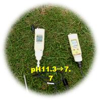 pH実験結果